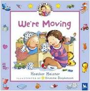 Children cope with moving home