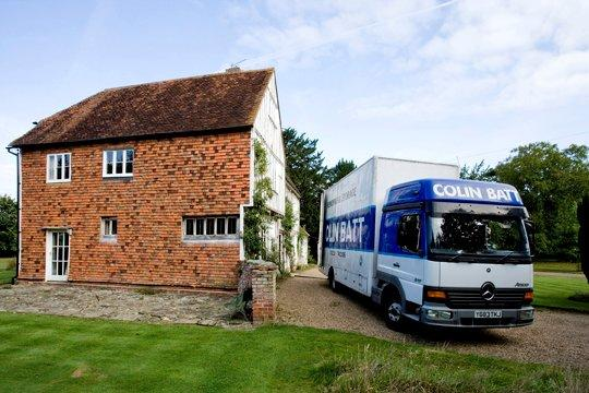 Removals in Kent