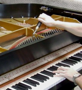 Piano Care Top Tips - Piano Tuning