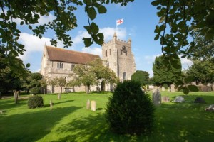 Wye Church - Moving to Kent