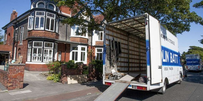 London house removal