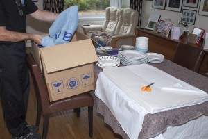 Storage Tips - Packing Materials-Colin Batt Removals