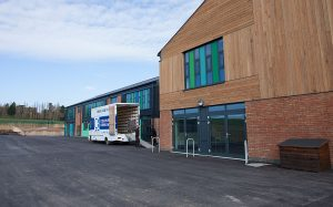 School Move - Commercial Removals in Sittingborne Kent