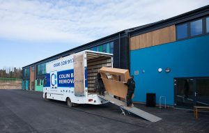 School Move - House Removal