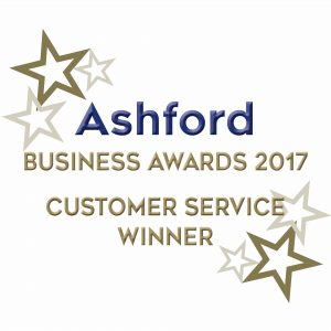 Customer Service Business Award Certificate
