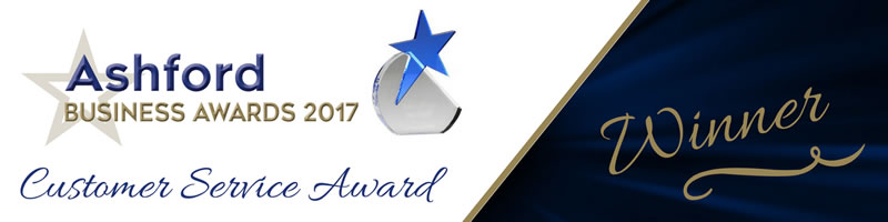 Ashford Business Awards 2017 - customer service