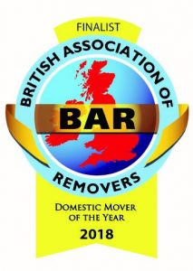 Domestic Mover Of The Year Finalist 2018 Logo
